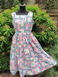 1950's Mexican print vintage cotton sundress **SOLD**